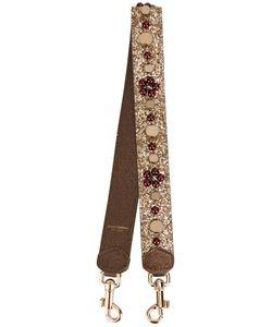 Dolce & Gabbana | Декорированная Лямка Для Сумки