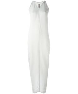 Rick Owens | Sleeveless Column Dress 42 Viscose