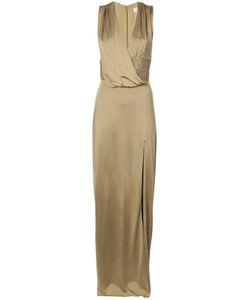 Cushnie Et Ochs | Вечернее Платье С V-Образным Вырезом