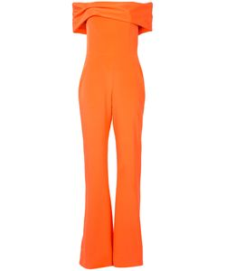 CHRISTIAN SIRIANO | Off-The-Shoulder Jumpsuit