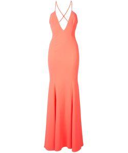 Jay Godfrey | V-Neck Gown Size 0