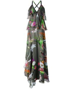 Blumarine   Abito Lungo St. Erbario Dress