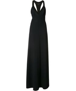 Derek Lam | Long Fla Dress 38 Polyamide/Viscose