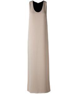 P.A.R.O.S.H. | Reversible Fla Maxi Dress Medium Polyester