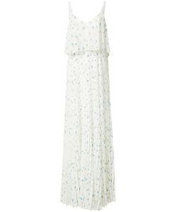 Grey Jason Wu   Birds Print Long Dress