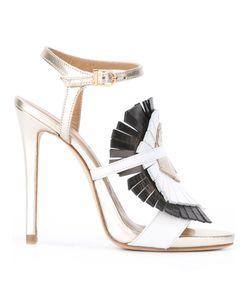 Marc Ellis | Contrast Sandals 38