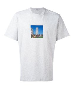 Sunnei   Leaning Tower Of Pisa T-Shirt