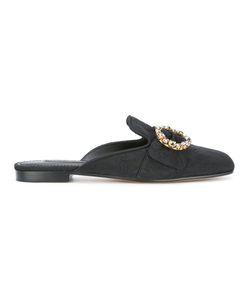 Dolce & Gabbana | Мюли С Вышивкой