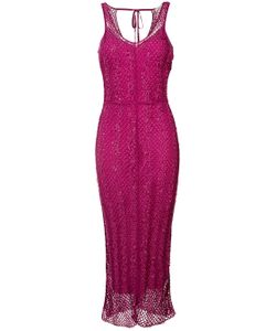 Nina Ricci | Embroidered Midi Dress