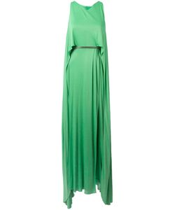 Versace Collection | Layered Maxi Dress Size 40