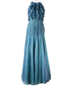 Maria Lucia Hohan | Платье Макси Mousseline
