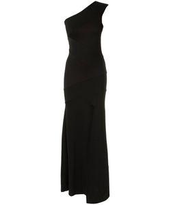 CECILIA PRADO | Asymmetric Gown