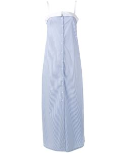 SARA ROKA | Striped Maxi Dress Size 44