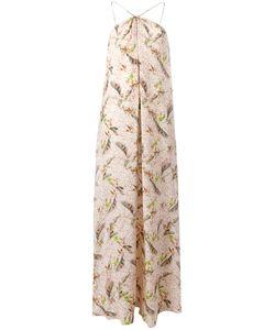 Cacharel | Длинное Платье С Принтом