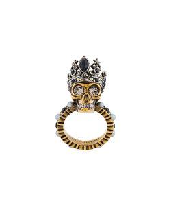 Alexander McQueen | Кольцо Queen Skull