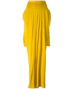 Rick Owens | Long Front Miniskirt Size