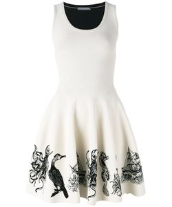 Alexander McQueen | Sea Creature Embroidered Dress