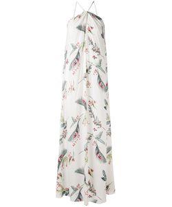 Cacharel | Длинное Платье С Растительным Принтом