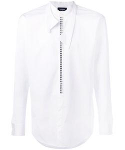 Dsquared2   Рубашка Без Воротника