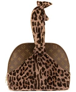 LOUIS VUITTON VINTAGE | Сумка-Тоут С Леопардовым Рисунком Louis Vuitton X Azzedine Alaia Louis Vuitton