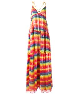 Daizy Shely | Sequin Embellished Rainbow Dress 42
