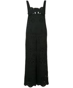 Red Valentino | Broderie Anglaise Jumpsuit