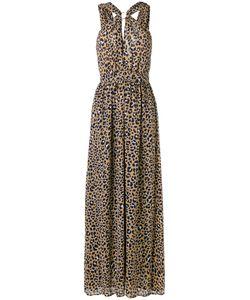 Michael Michael Kors | Вечернее Платье С Леопардовым Принтом