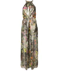 Monique Lhuillier | Платье С Цветочным Узором