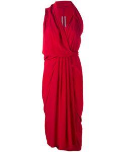 Rick Owens | Wrap Dress Size 44