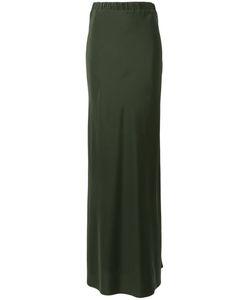A.F.Vandevorst | Floor-Length Skirt 34 Spandex/Elastane/Lyocell