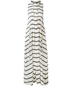 Iro | Striped Drawstring Dress 38