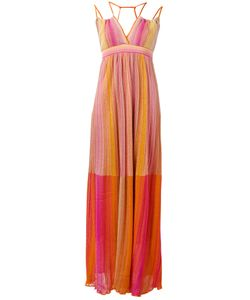 Missoni | M Striped Maxi Dress Size 38