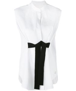 Moncler Gamme Rouge | Bow Tie Sleeveless Tank