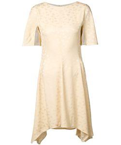 Stella Mccartney | Платье С Цветочным Жаккардовым Узором