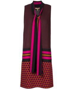 Michael Kors | Платье-Шифт С Геометрическим Принтом