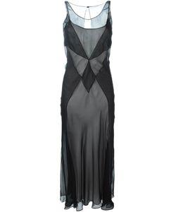 Maison Margiela | Полупрозрачное Платье