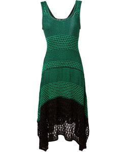 Proenza Schouler | Платье Открытой Вязки