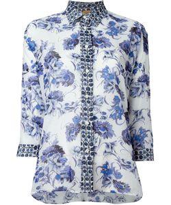 Fay | Рубашка С Цветочным Принтом