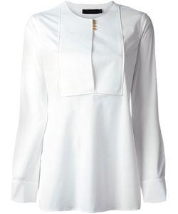 Calvin Klein Collection | Блузка С Нагрудником