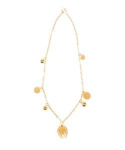 Soha Sardinia | Textured Bead Necklace