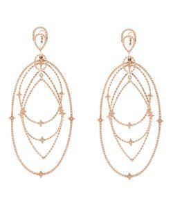 LOREE RODKIN | Michelle Diamond Chandelier Earrings