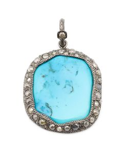 LOREE RODKIN | Ожерелье С Бриллиантовым Кулоном