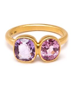 MARIE HELENE DE TAILLAC | Spinel And Amethyst Princess Duet Ring