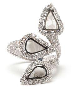 SAQQARA | Trinity Diamond Ring