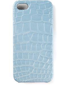2me Style | Чехол Для Iphone 5 С Эффектом Крокодиловой Кожи