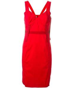 Prada | Приталенное Платье