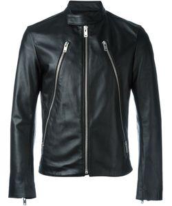 Maison Margiela | Стилизованна Байкерская Куртка