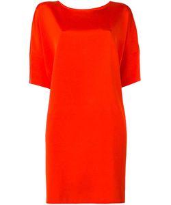 P.A.R.O.S.H. | Короткое Платье Свободного Кроя