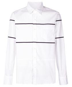 OVADIA & SONS | Рубашка С Контрастными Полосками