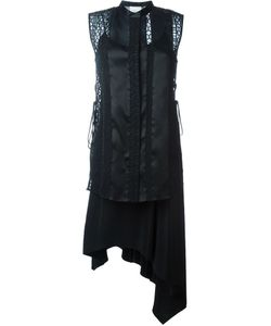 3.1 Phillip Lim | Многослойное Платье С Вышивкой